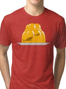 Jelly Fish Tri-blend T-Shirt