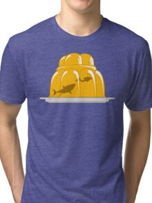 Jelly Fish Tri-blend T-Shirt