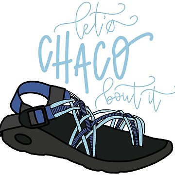 Let's Chaco Bout It by hintofmint