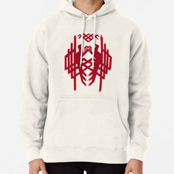 Hawke's Amell Family Crest | Dragon Age 2 Crest Pullover Hoodie