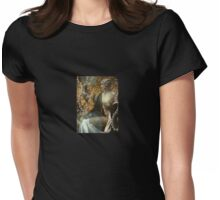 Hymn of the Pearl Womens Fitted T-Shirt