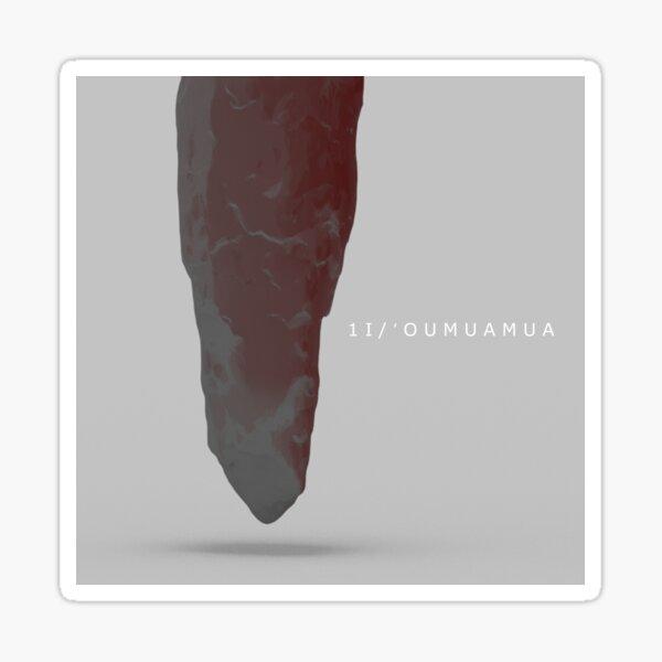 'Oumuamua Sticker
