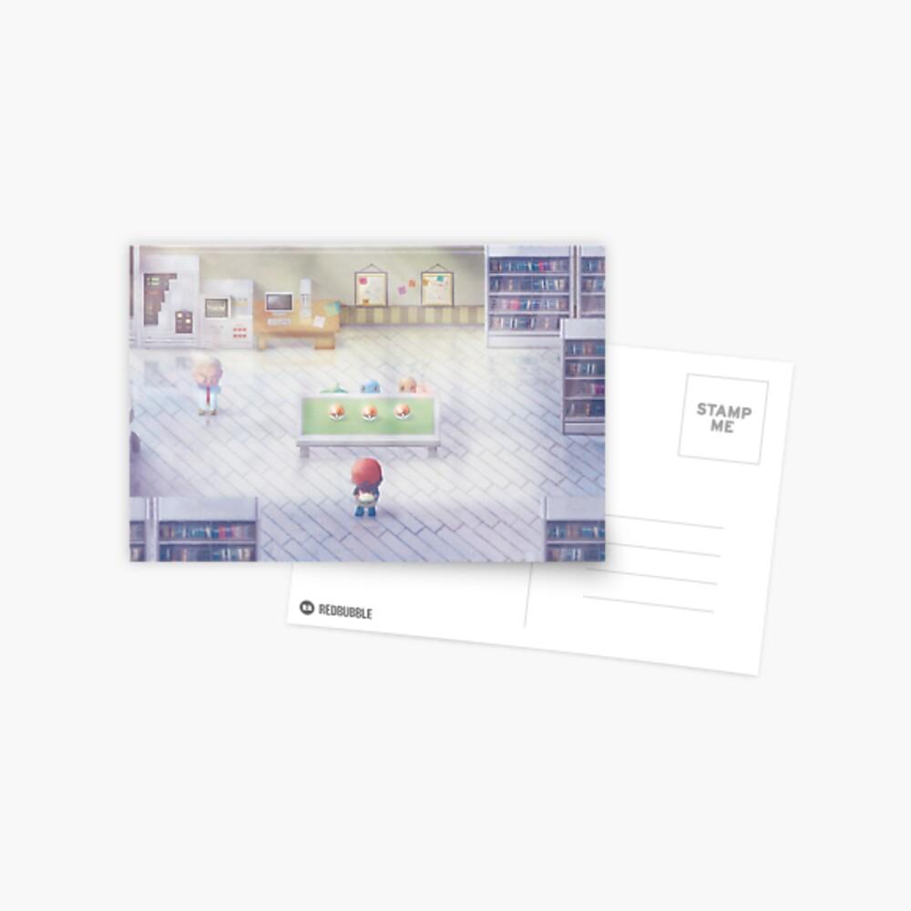 The Choice  Postcard