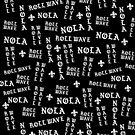 NOLA gotische Buchstaben von Corey Paige Designs
