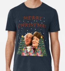 Hyacinth Bucket Christmas Men's Premium T-Shirt