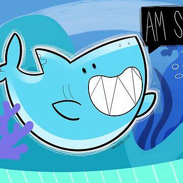 Creepies - Shark by Anelina