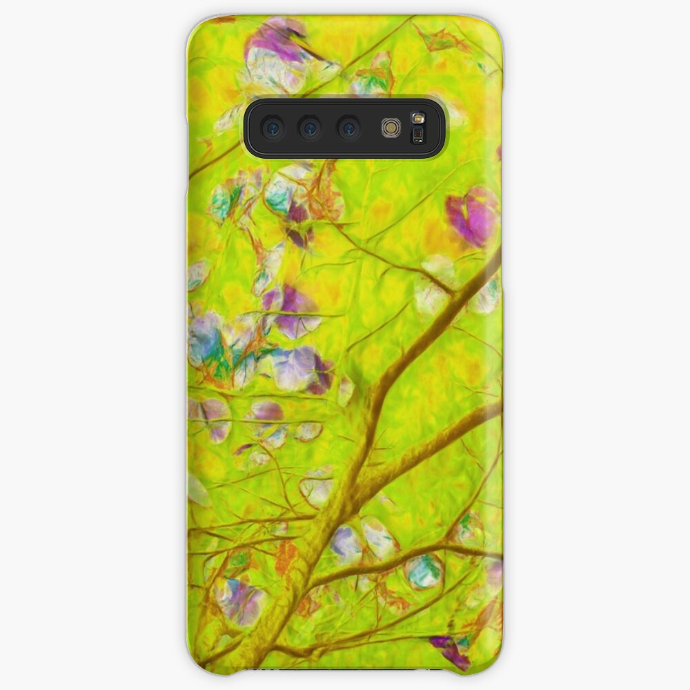 Dancing in the Wind 21p8b Samsung Galaxy Snap Case