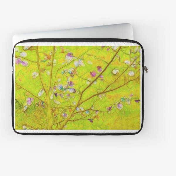 Dancing in the Wind 21p8b Laptop Sleeve