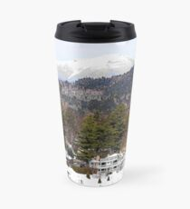 Mirror Lake Inn, Village of Lake Placid NY > Travel Mug