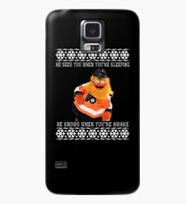 A Very Gritty Christmas Sweater  Case/Skin for Samsung Galaxy