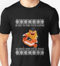 A Very Gritty Christmas Sweater  Unisex T-Shirt