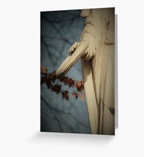 Hold on Forever Greeting Card