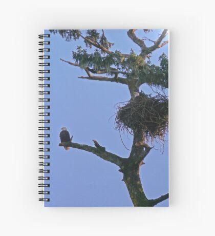 Higher Ground Spiral Notebook