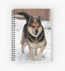 Grandpa's Best Friend Spiral Notebook