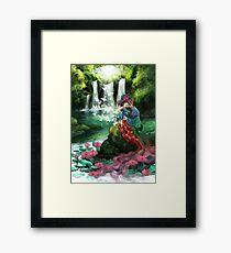 Butterfly Lover Framed Print