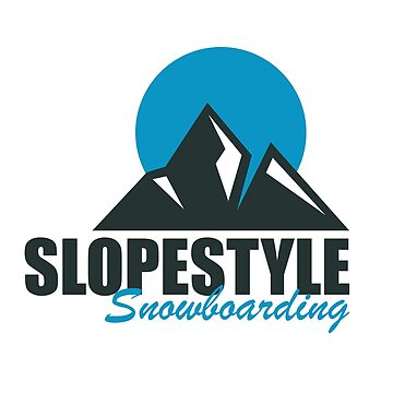 Slopestyle Snowboarding T-shirt & Gift by larry01
