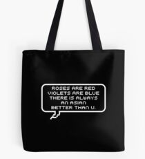 Asians humor Tote Bag