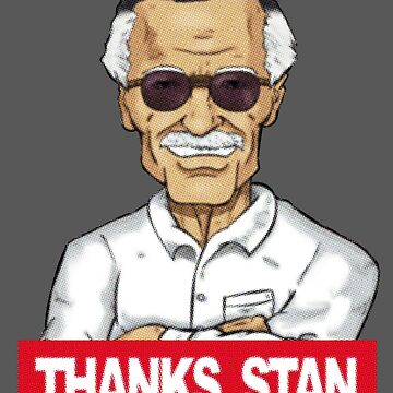 THANK YOU STAN -- YOUR WORK IS DONE.  by MelanixStyles