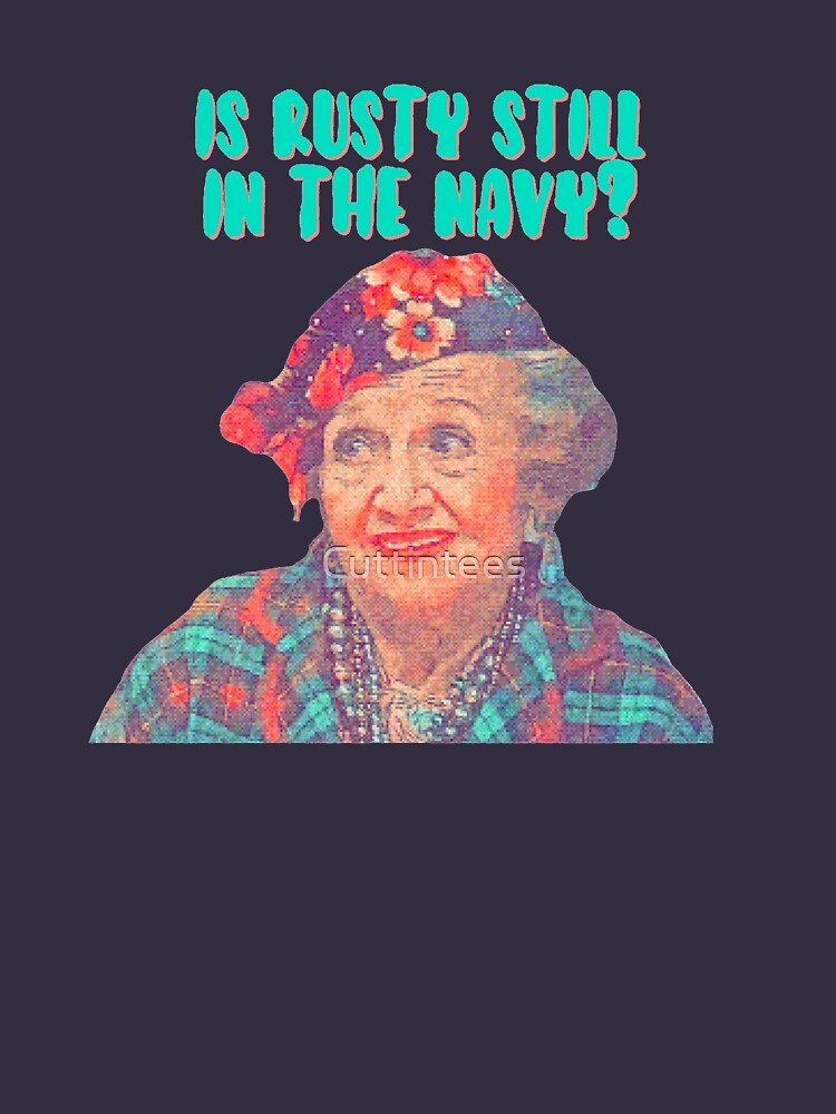 Aunt Bethany - Is Rusty still in the Navy? Christmas Vacation by Cuttintees