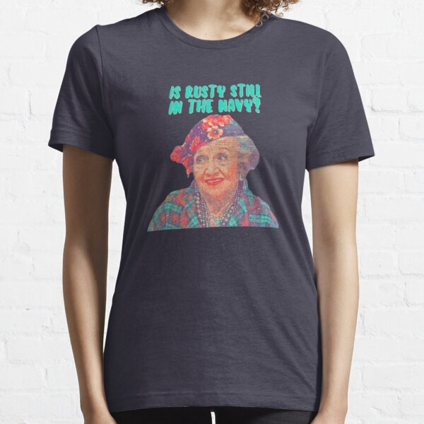 Aunt Bethany - Is Rusty still in the Navy? Christmas Vacation Essential T-Shirt