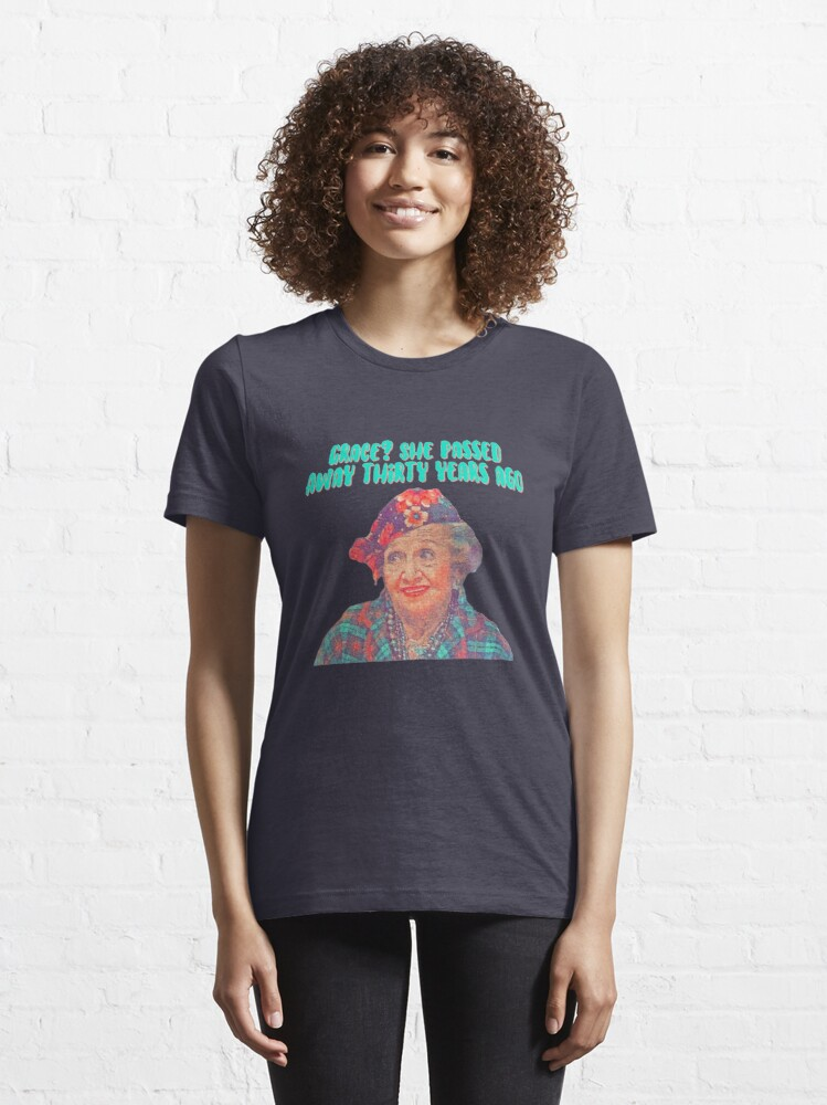 Alternate view of Aunt Bethany - Grace? She passed away thirty years ago - Christmas Vacation Essential T-Shirt