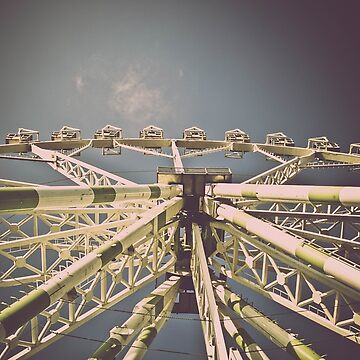 Ferris wheel by franceslewis