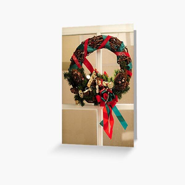 Musical Holidays1 Greeting Card