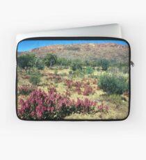 a vast Australia landscape Laptop Sleeve