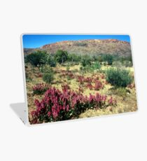 a vast Australia landscape Laptop Skin