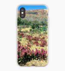 a vast Australia landscape iPhone Case