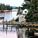 Quiet Harbor by T.J. Martin