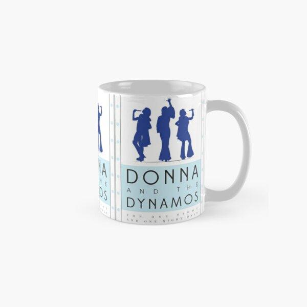 Donna und die Dynamos Tasse (Standard)