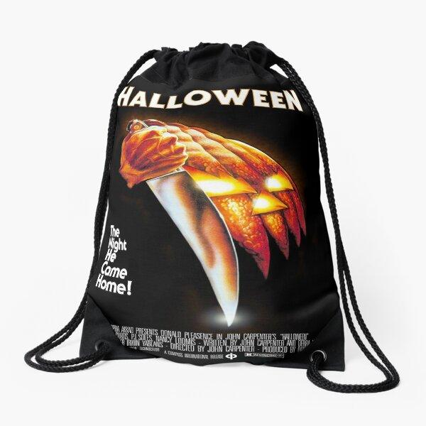 Affiche originale de Halloween Sac à cordon