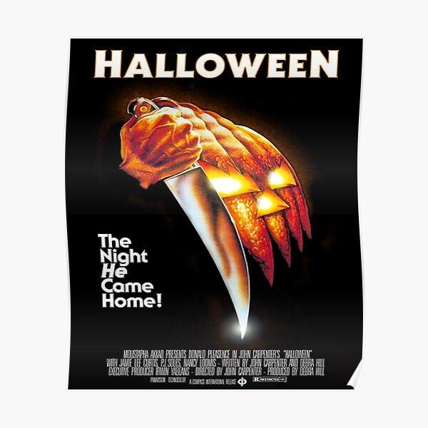 Original Halloween Poster Poster
