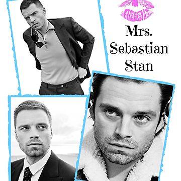 Sebastian Stan by Sticker4You