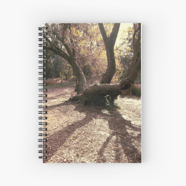 branching out for opportunity Spiral Notebook