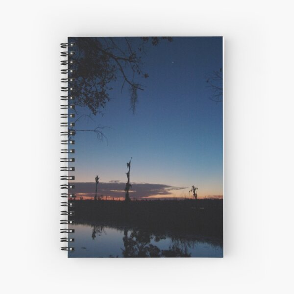 When you wish upon a star... Spiral Notebook