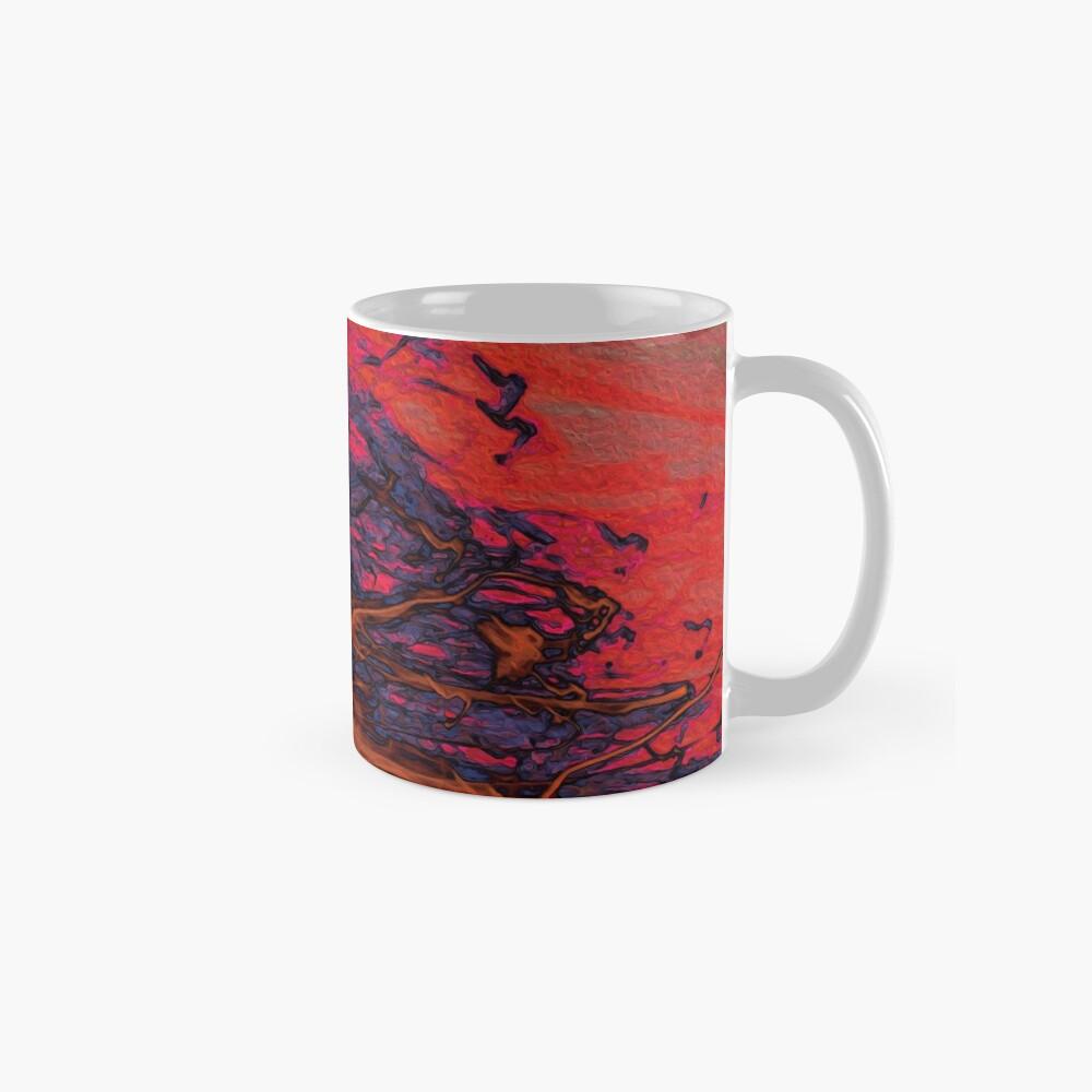 Sunset Flight Mug