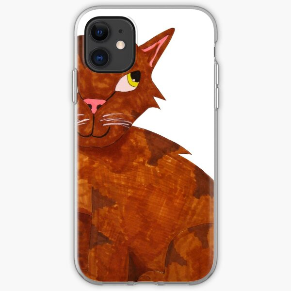 Tabby Tail iPhone Soft Case