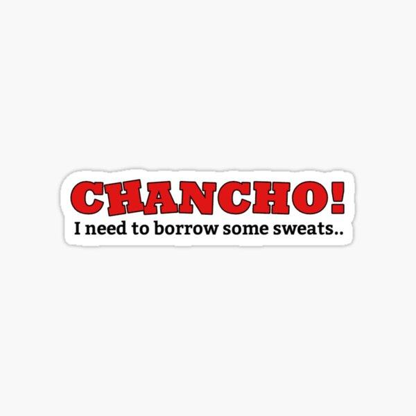 CHANCHO! - Design by UMD Sticker