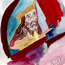King Saul by Anne Gitto