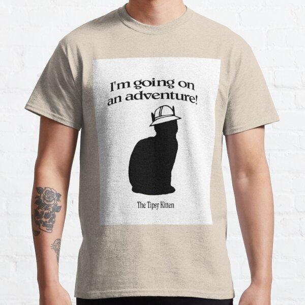 Adventure Kitten Classic T-Shirt