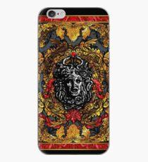 Versace inspired Medusa iPhone Case