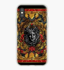 Gold Versace Iphone Cases Covers For Xs Xs Max Xr X 8 8