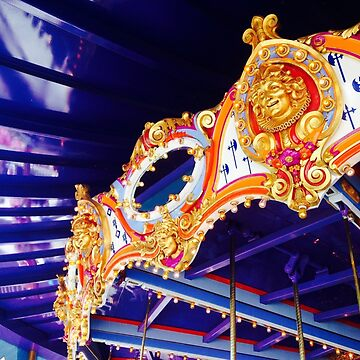 King Arthur Carrousel  by j0rj0rbinks