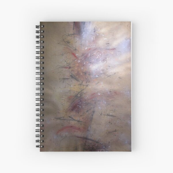 intense operative Spiral Notebook