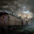 The Last Car by Igor Zenin