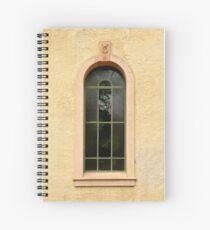 Conservatory Detail Spiral Notebook