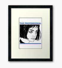 Mathilda Framed Print