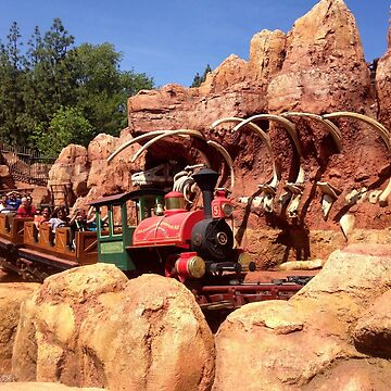 Big Thunder Mountain by j0rj0rbinks